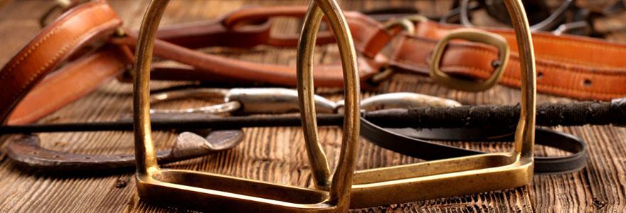 Accessoires d'équitation